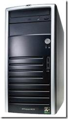 【PC】HP ML115G5が届いたの巻